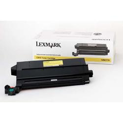 Lexmark Toner 12N0770 yellow