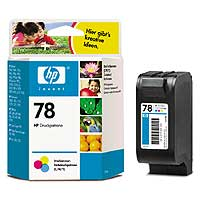 HP C6578D Color (No. 78) tintapatron