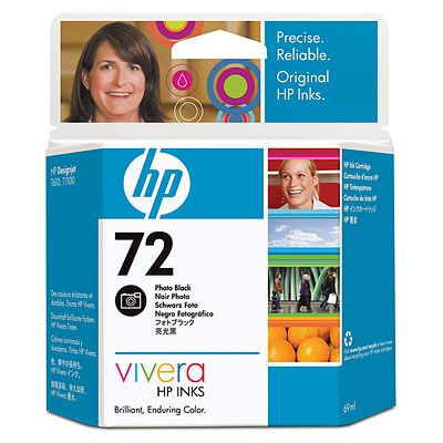 HP C9397A (No. 72) PhotoBk tintapatron