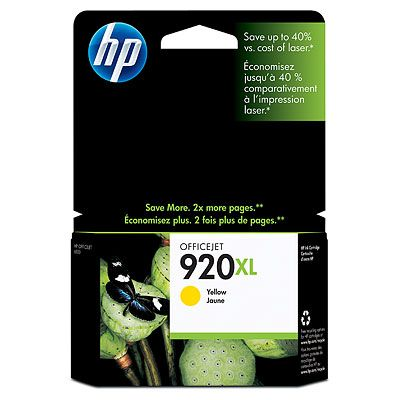 HP CD974AE (No. 920XL) yellow tintapatron