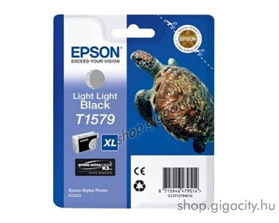 Epson Tintapatron T1579 light-light black