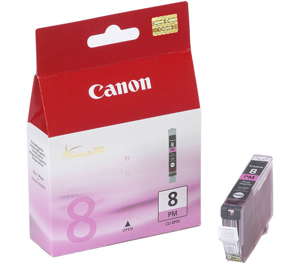 Canon CLI 8 photo magenta tintapatron