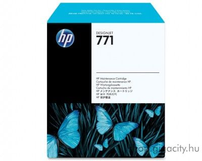 HP 771MC eredeti maintenance tintapatron CH644A