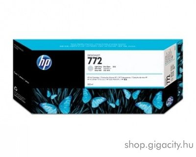 HP 772 eredeti light grey tintapatron CN634A