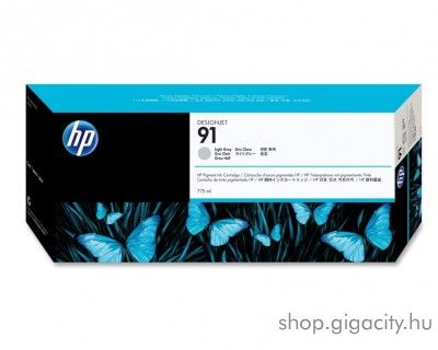 HP 91 eredeti vivera light grey tintapatron C9466A