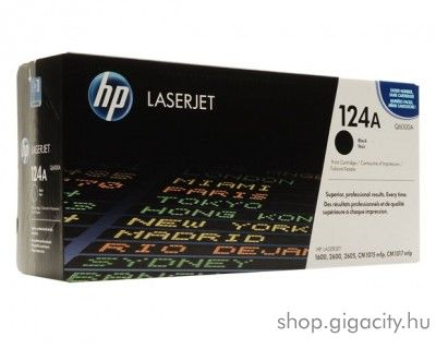 HP Q6000A (No 124A) black toner