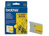 Brother LC1000 Y tintapatron